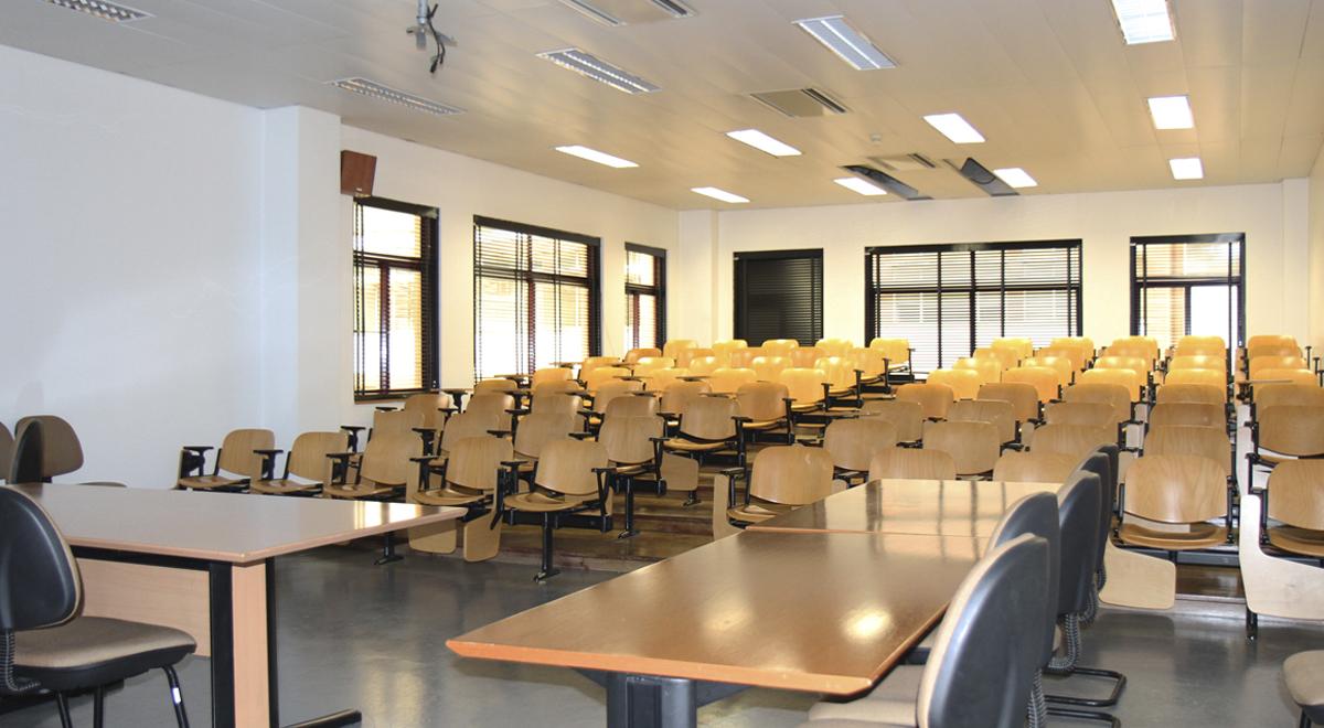 Auditório F (Chagas Gomes), ISEL