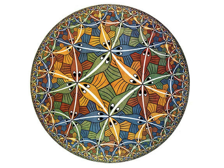 Objetos matemáticos na obra de M.C. Escher
