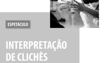 INTERPRETAÇÃO DE CLICHÊS