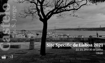 Site Specific de Lisboa 2021