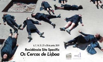 Os Cercos de Lisboa – site specific o Castelo S.Jorge
