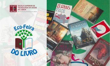 Eco-Feira do Livro na ESTeSL – 2ª edição