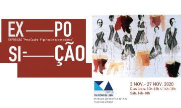 Exposição 'Vera Castro- Figurinos e outros objetos' de Vera Castro