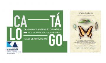 Exposição de Desenho e Ilustração Científica